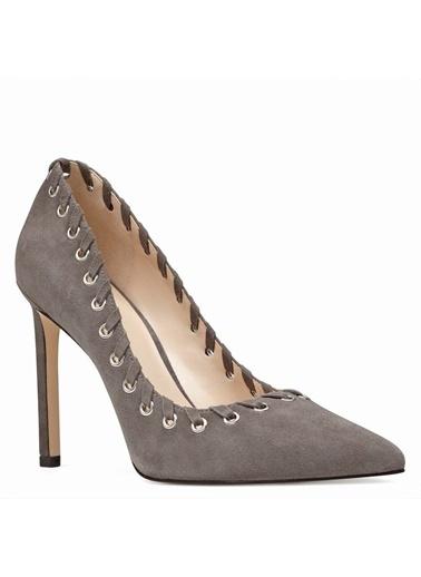 Kuşgözü Detaylı Stiletto Ayakkabı-Nine West